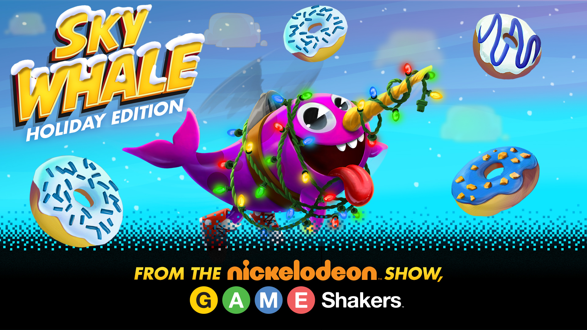 Sky Whale - a Game Shakers App screenshot 11