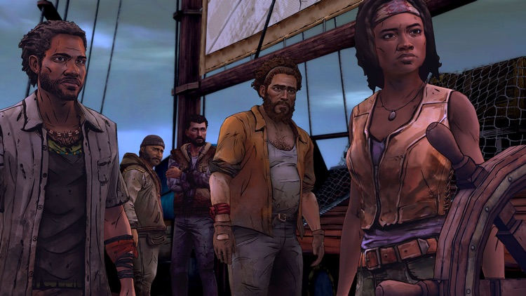 The Walking Dead: Michonne - A Telltale Miniseries screenshot-3