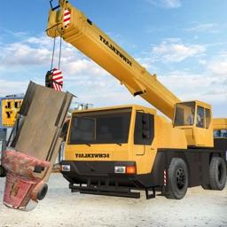 Junk Yard Multilevel Truck 3D Parking