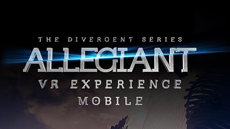 The Divergent Series: Allegiant VR - Mobile