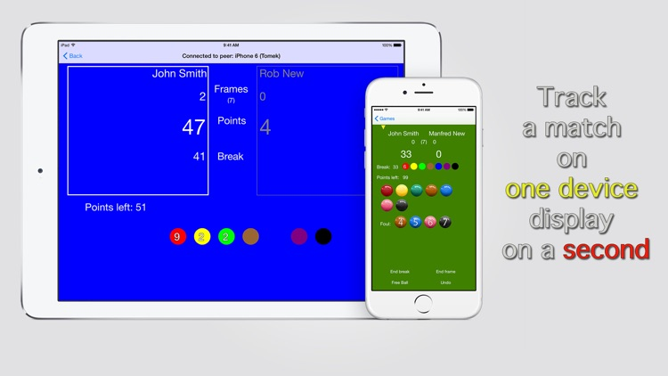 Snooker Scoreboard Pro screenshot-2