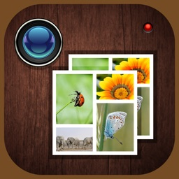 Photo Collage Creator – Best Pic Frame Editor and Grid Maker to Stitch Pictures