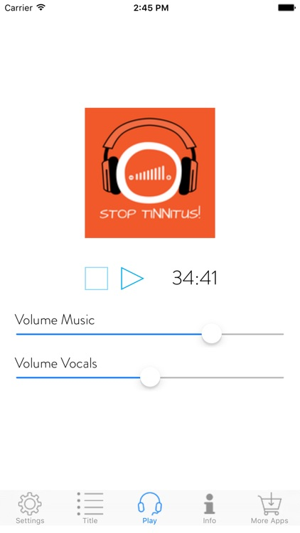Stop Tinnitus! Tinnitus Relief by Hypnosis screenshot-2