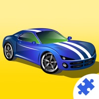 Codes for Sports Cars & Monster Trucks Jigsaw Puzzles : free logic game for toddlers, preschool kids and little boys Hack