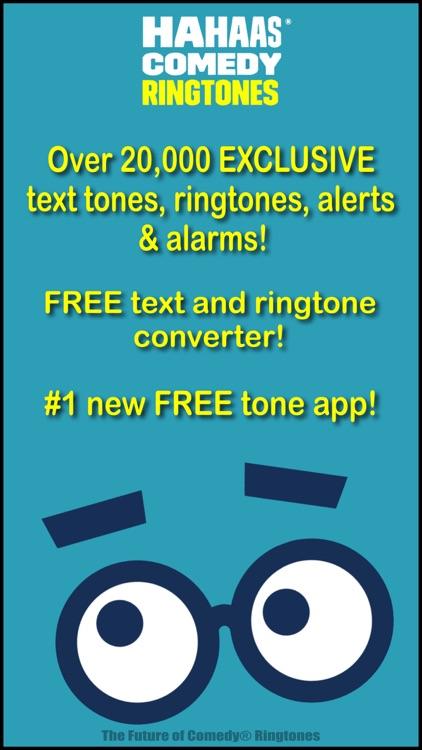 Comedy Ringtones Superstore & Ringtone Converter