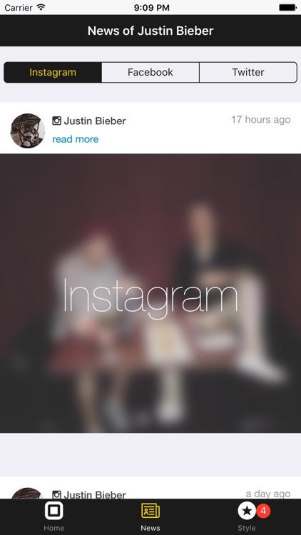 News Justin Bieber Edition