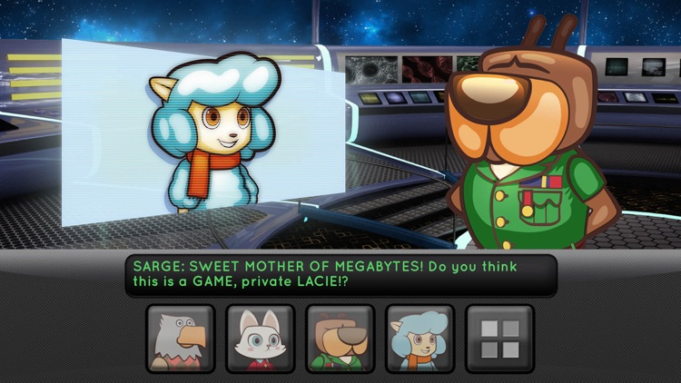 Star Billions: A Sci-Fi Adventure screenshot-4