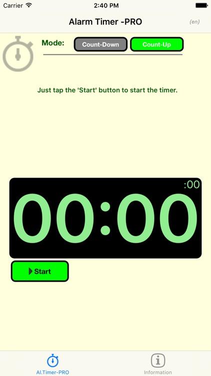 Alarm Timer -PRO screenshot-4