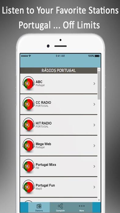 点击获取A Radios of Portugal: Live Stations, Music AM