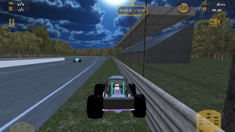 Monster Truck Race - 3D screenshot-4