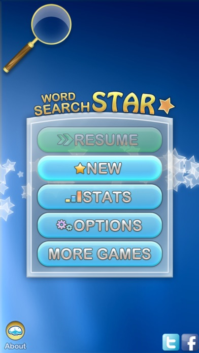 ⋆Word Search+ screenshot1