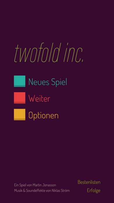 Screenshot for twofold inc. in Germany App Store