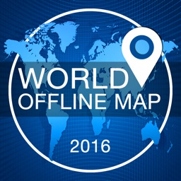 World Offline Maps + Voice Navigator and Video Dash Cam