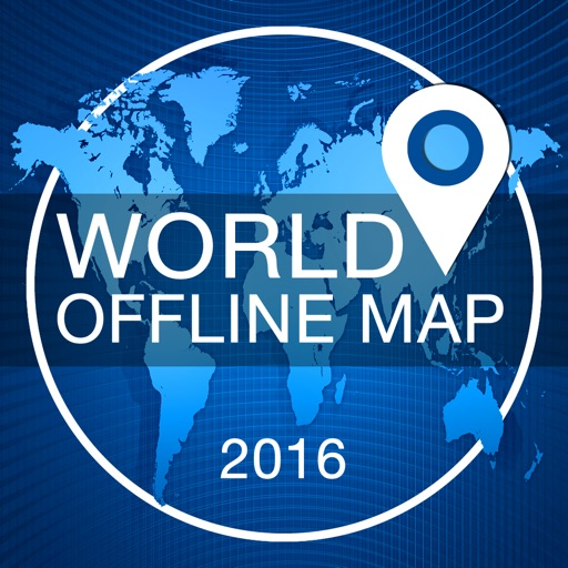 Baixar Mundial Offline Maps + Voz Navigator and Dash Video Cam para iOS