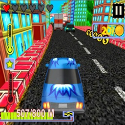 Highway Surfers - Traffic Rush 3D