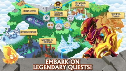 Knights & Dragons - RPG Screenshots