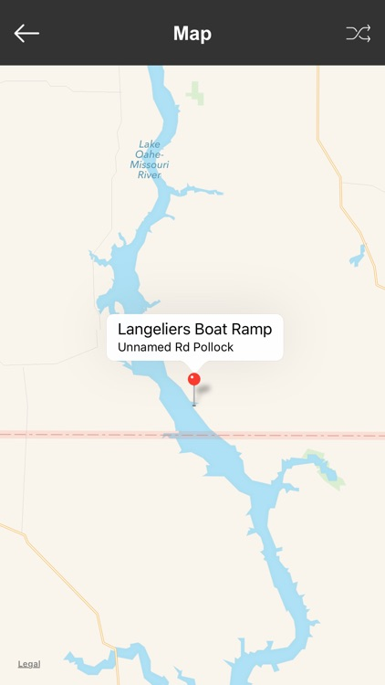 South Dakota Boat Ramps screenshot-3