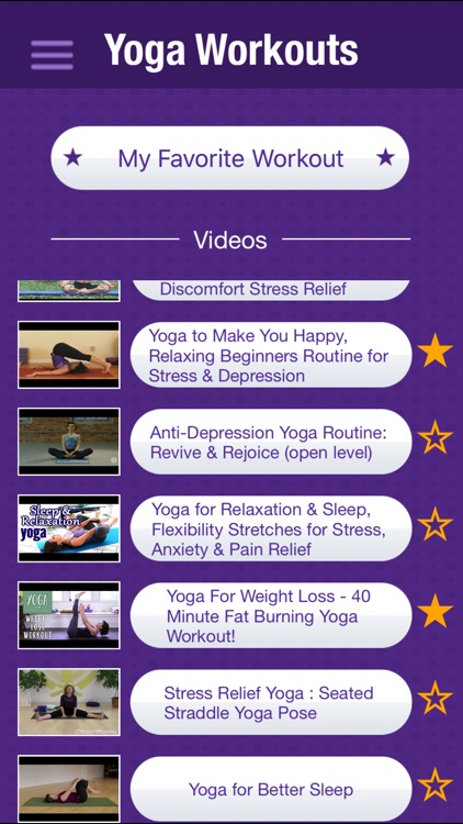 Yoga for Stress Relief, Anxiety, Depression & Deep Sleep