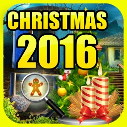 Merry Christmas Hidden Objects 2016