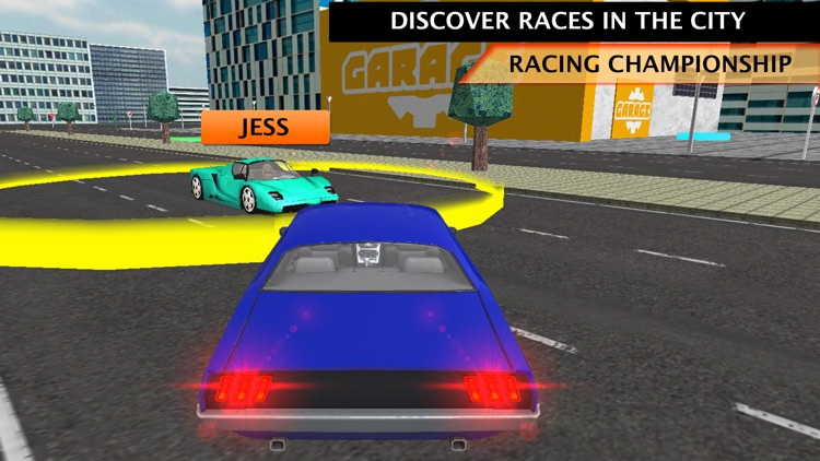 Lux Turbo Extreme Classic Car Driving Simulator