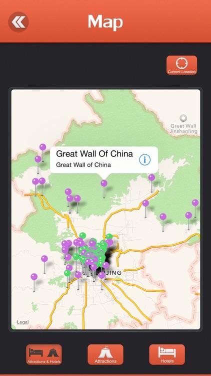 Great Wall of China Tourist Guide screenshot-3