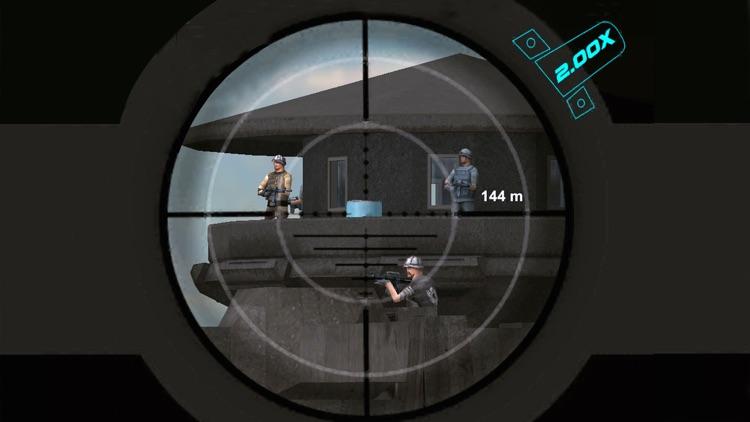 Combat Cover Attack screenshot-4