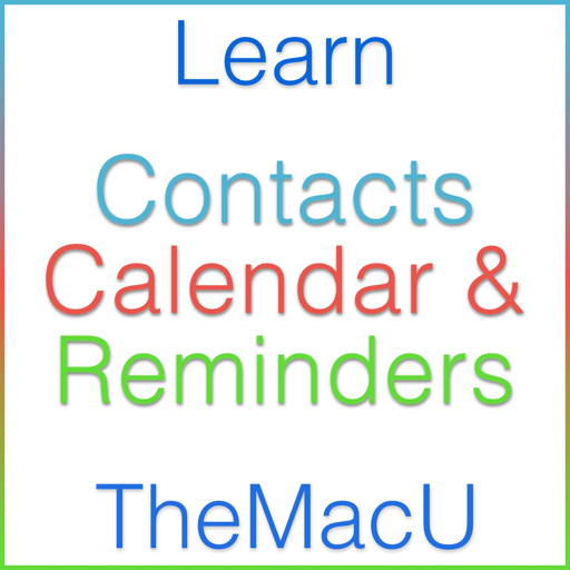 Learn - Contacts, Calendars & Reminders Edition