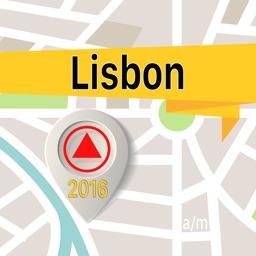 Lisbon Offline Map Navigator and Guide