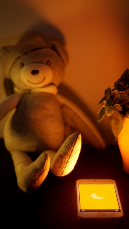 Night Light - Soft Light, Nursery Light and Baby Lamp