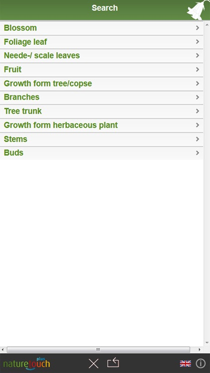 Identify 3000 plants, naturetouch screenshot-0
