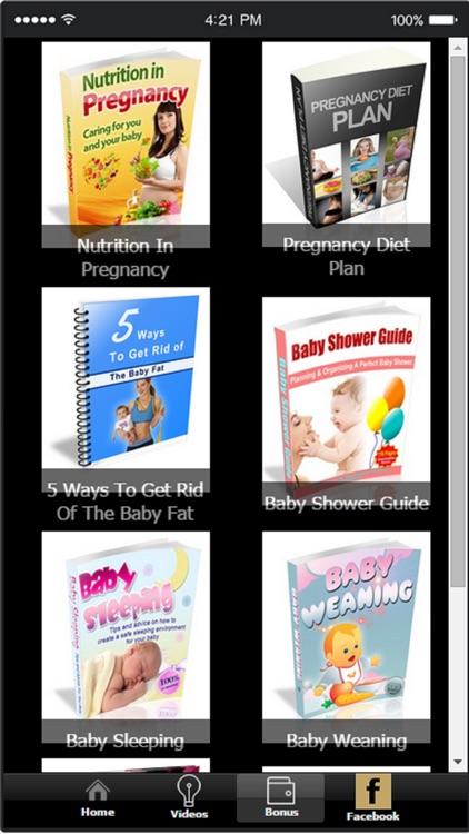 Pregnancy Exercise - Basic Exercises for Pregnant Women screenshot-3