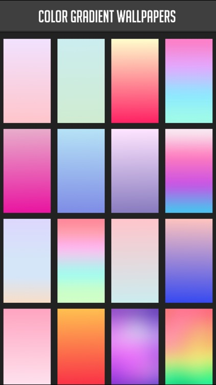 Color Gradient Wallpapers