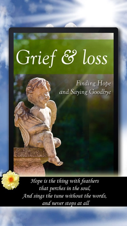 Grief & Loss - Quotes For Finding Hope and Saying Goodbye