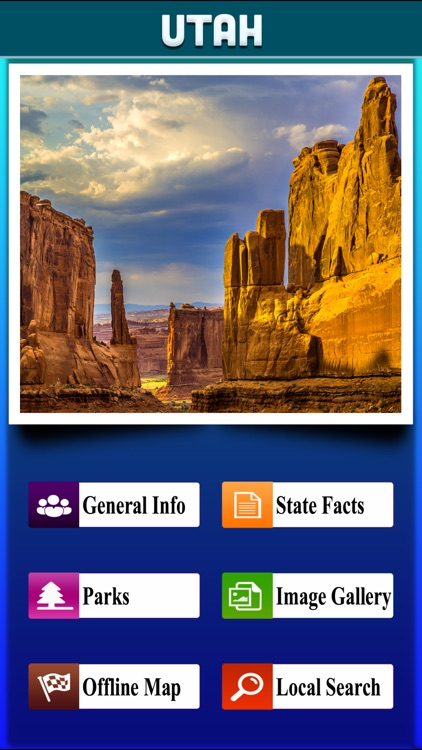 Utah National & State Parks screenshot-1