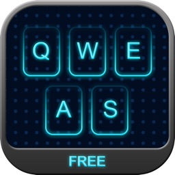 Neon Keyboard  - Glow keyboards with various neon colors