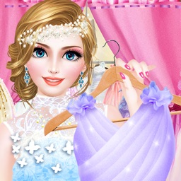 Bridal Boutique Shop : Beauty Salon - Wedding Makeup, Dressup and Makeover Games