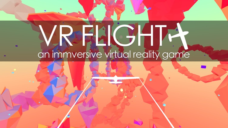 VR Flight for Google Cardboard Virtual Reality