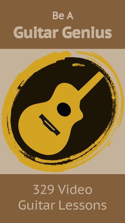 Be A Guitar Genius