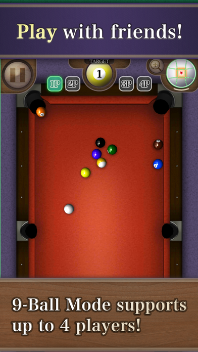 Billiards9 screenshot three