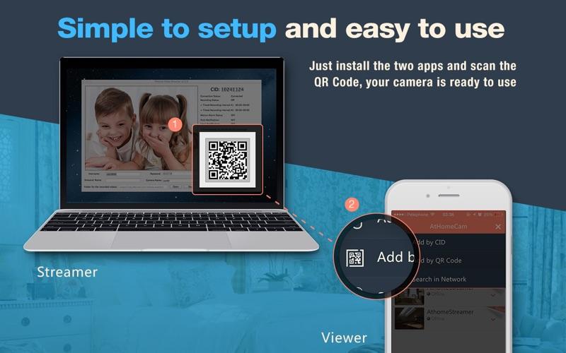 AVS Server Screenshot