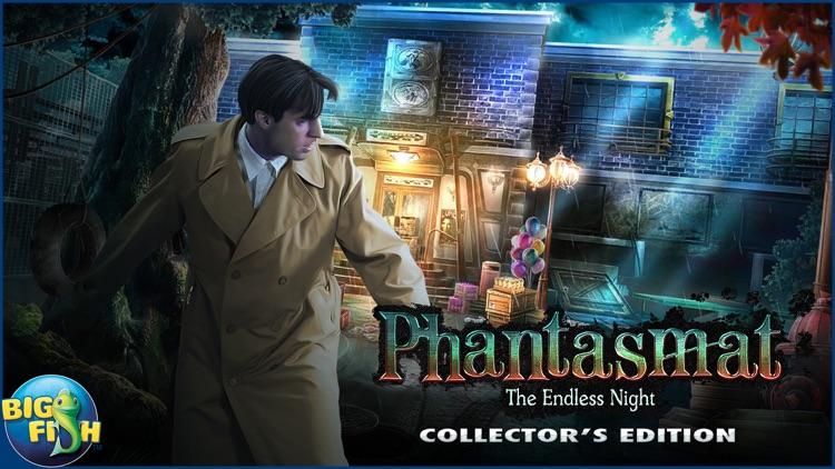 Phantasmat: The Endless Night - A Mystery Hidden Object Game screenshot-4