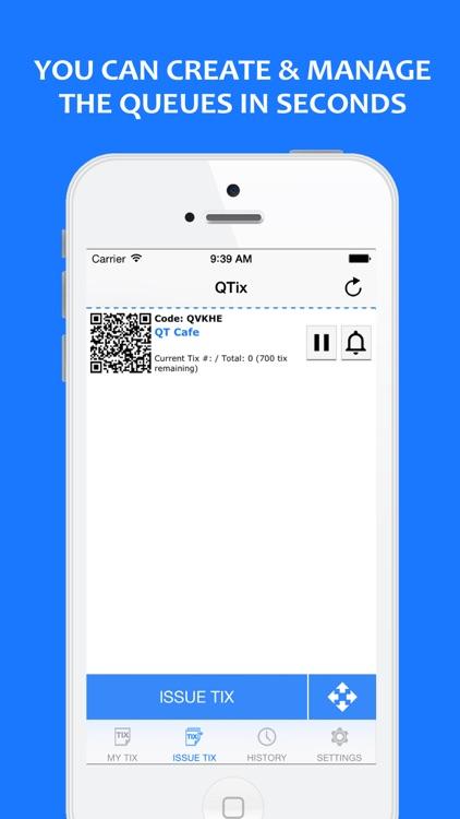 QTix (QueueTix) screenshot-4