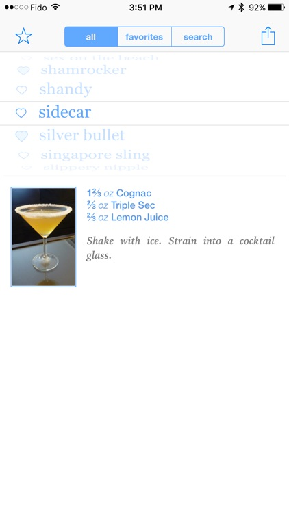 Drinks and Cocktails screenshot-3