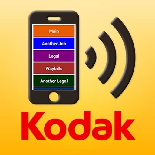 Kodak Info Activate Solution iOS App