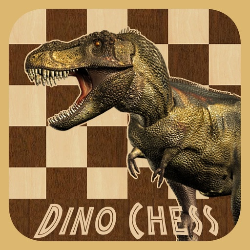 Dino Chess 3D For Kids iOS App
