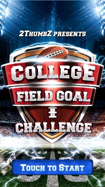 College Field Goal Challenge screenshot-0