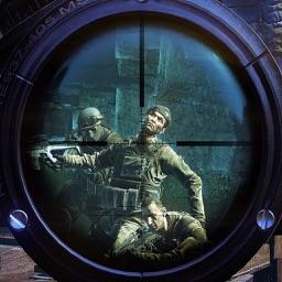 Critical Strike CS Sniper Shooting:Classical 3D FPS Counter Terrorism CF Gun Shoot Battle