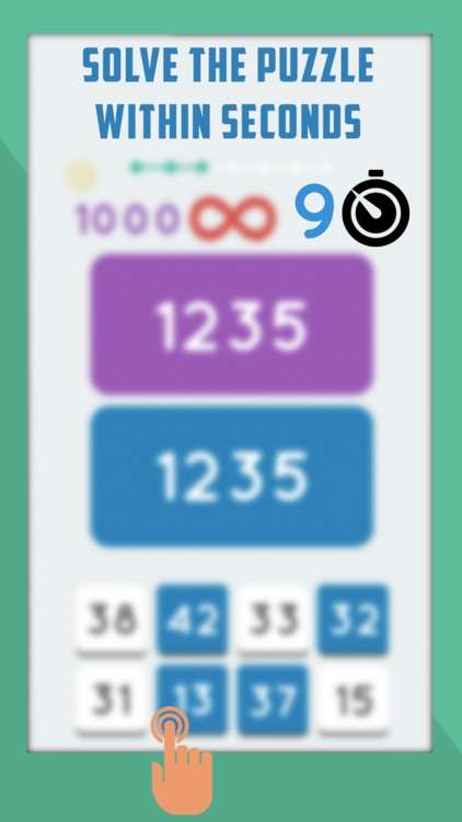 8 Digits: Modern Sudoku Puzzle screenshot-2