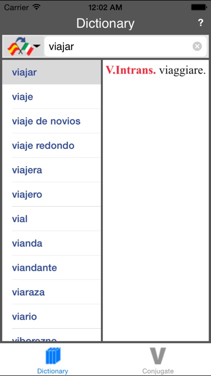Spanish Dictionary (Offline) screenshot-3