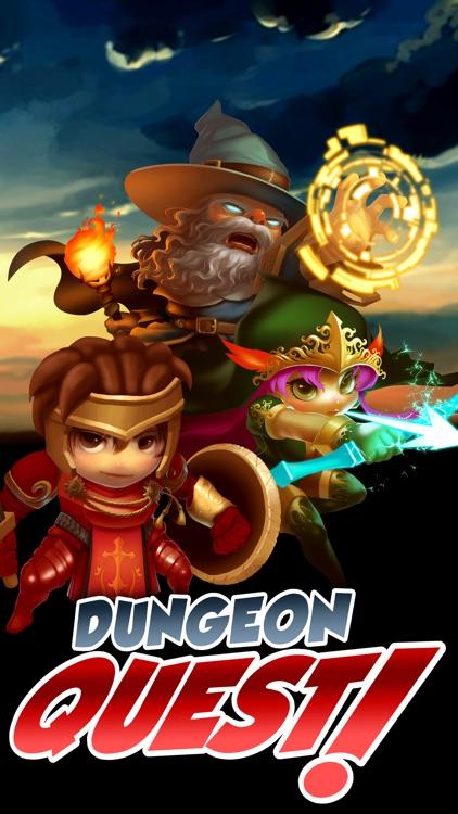 Dungeon Quest screenshot-0
